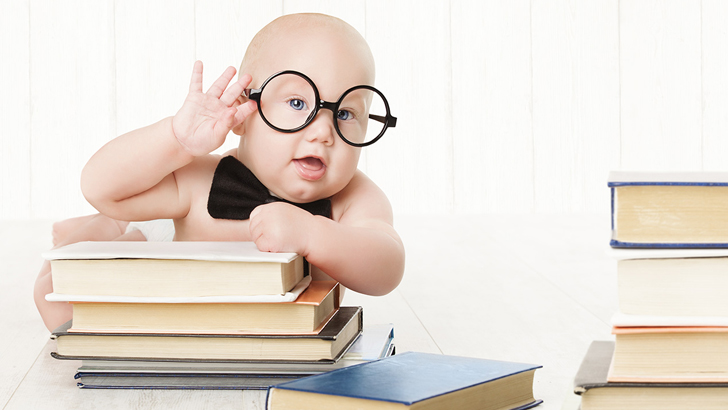 4 Things to make your baby smart