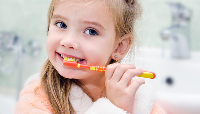8 Best ways to have healthy teeth for children