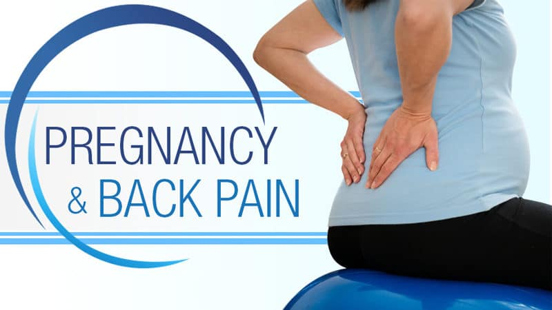Back pain prevention tips for new mums