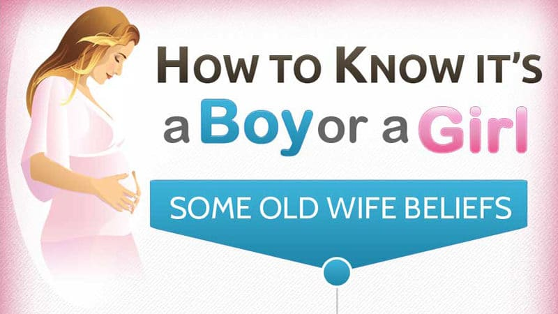 How to know if it's a boy or a girl