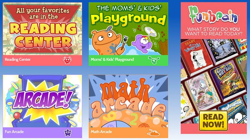 Top 17 Free Learning Websites for Kids